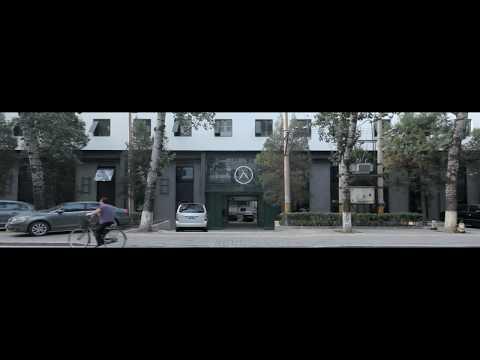 The Garage — Beijing B+ Automobile Service Center (Neri&Hu)