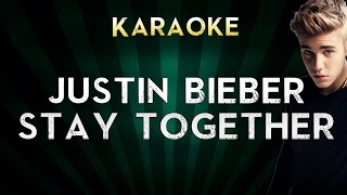 Justin Bieber - Stay Together Ft. Cody Simpson | Official Karaoke Instrumental Lyrics Cover