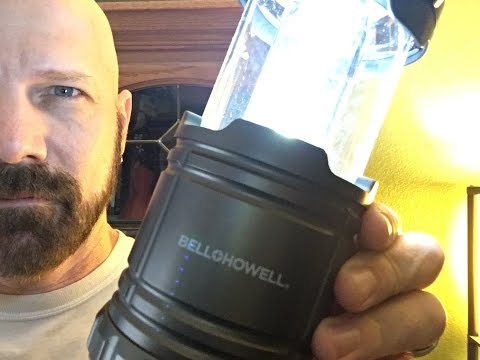 Bell & Howell Tac Light Lantern Review: Does it Really Work?