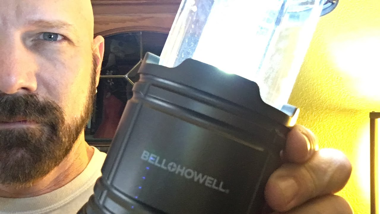 review bell tac watch by lighting howell highya taclight light youtube