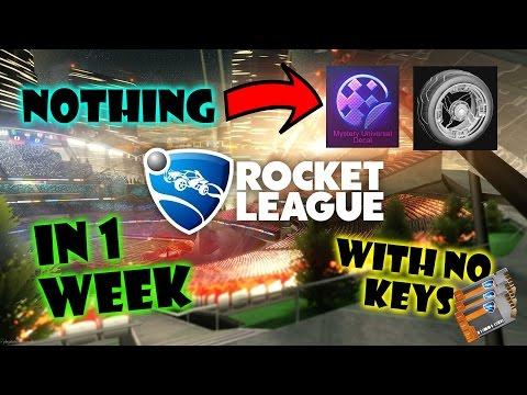 how to get keys easily rocket league trading