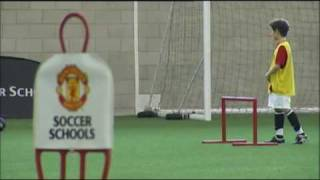 Manchester United Soccer Schools - World Skills Final-2009