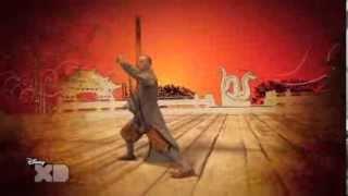 Shaolin Kung Fu for Disney XD Italy