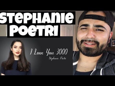 Reacting to Stephanie Poetri - I Love You 3000 (Official Music Video)