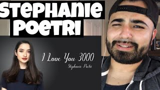 Gambar cover Reacting to Stephanie Poetri I Love You 3000 Official Music Video
