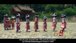 中国貴州省六盤水市紹介映像(中国凉都六盘水宣传片)