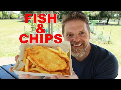 Fish And Chips Review - Greg's Kitchen