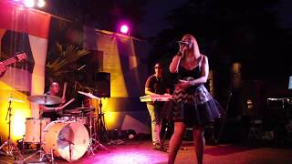 I Care - Sarah Daye @ West Adams Avenue Music Jazz Festival - Los Angeles