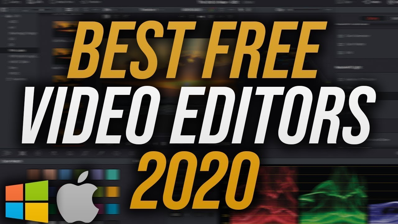 Download Top 5 Best FREE Video Editing Software 2020/2021 (No Watermarks)