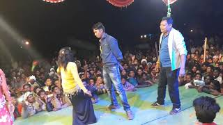 Stage program Sarhari ka maza hot