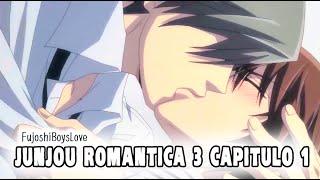 JUNJOU ROMANTICA 3 Capitulo 1 Sub Español