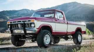 "1977 Ford F250 4WD ""Highboy"", 1 OWNER, 60K ORIGINAL MILES, 400 V8 MOTOR, $10K INTERIOR & PAINT!!"