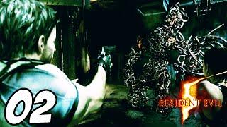 Resident Evil 5: - Part 2 - Majini Uroboros Creature!