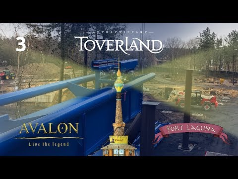 Toverland opening two new lands in less than two months