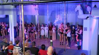2019 SHINING DIAMONDS (Pole dance comp) - AWARD CEREMONY + END OF SHOW PHOTO