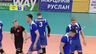 Волейбол. Євроліга. Україна - Ізраїль. Пряма трансляція