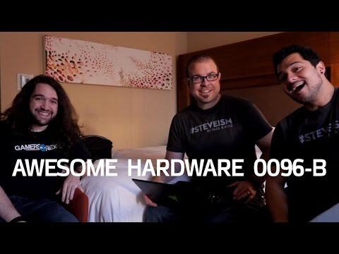 Awesome Hardware #0096-B: The Hotel Stream ft. GamersNexus