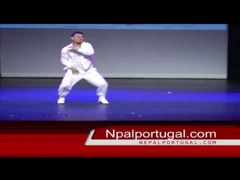 EU Single Nepali Dance Competition from portugal