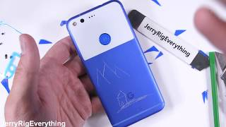 Google Pixel Back Camera Lens Replacement - CLEAR  Back Camera Mod!