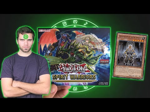 *NEW* BEST YuGiOh Spirit Warriors Booster Box Opening! | Six Samurai Return OH BABY!!