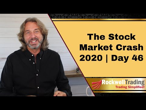 🔴 The Stock Market Crash 2020 – Day 46 | How To Find Trades Using A Stock Screener