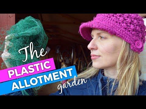 The Plastic Allotment Garden