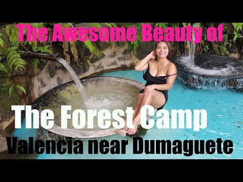 The Forest Camp, Valencia near Dumaguete on Negros Island