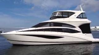 2012 54 Meridian Motor Yacht - For Sale