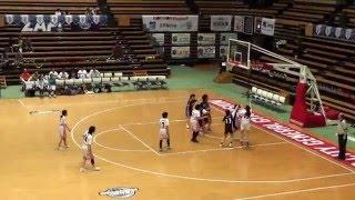 Female Game) 20151220 Ota Basketball Fes Special Olympics Nippon Tokyo