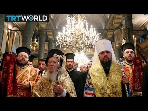 Orthodox Church Split: Ceremony separates Ukrainian, Russian churches