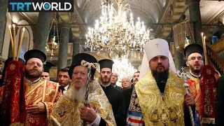 Orthodox Church Split: Ceremony separates Ukrainian, Russian churches