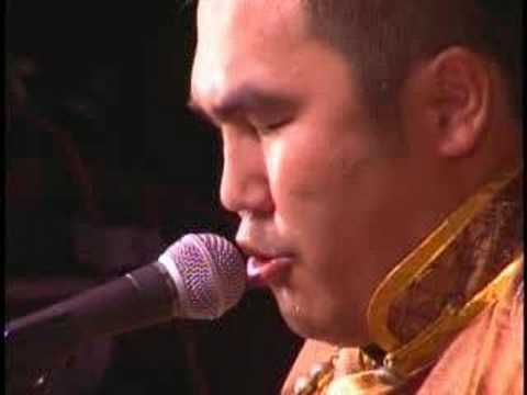 Huun Huur Tu at Philadelphia Folk Festival, August 2006 ...