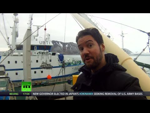 The Cabin Boy Diaries (RT Documentary)