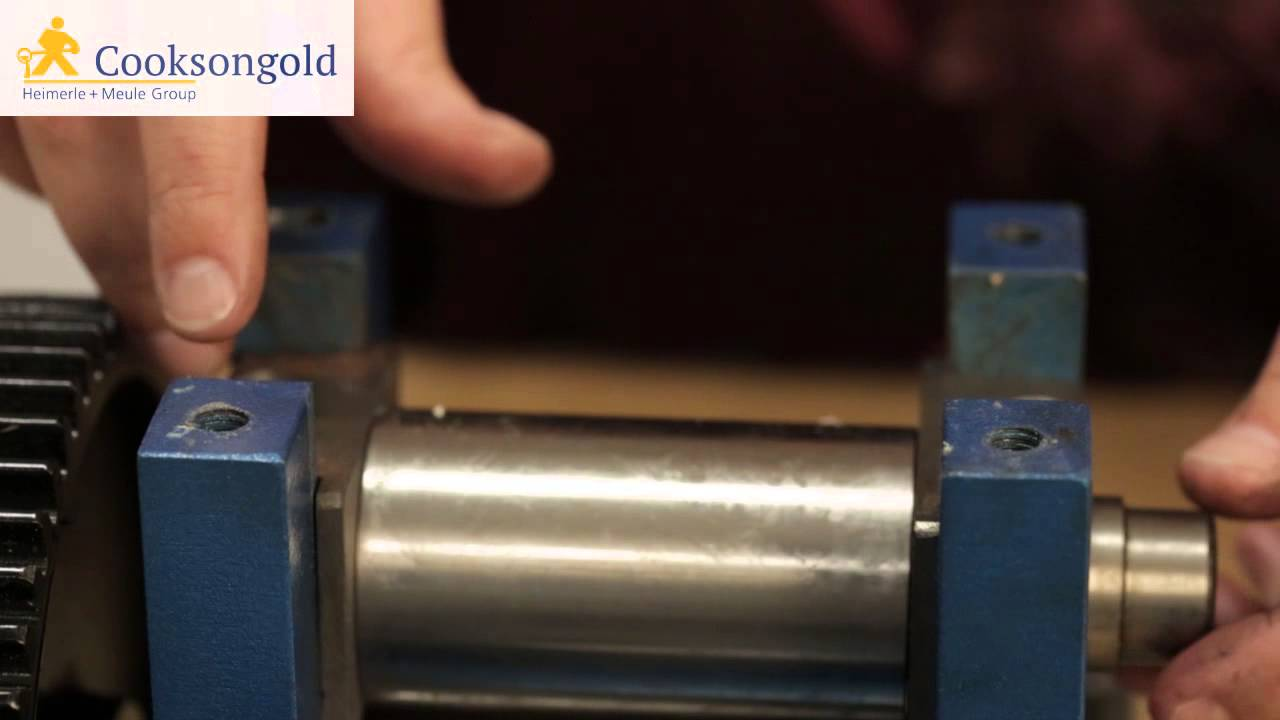 Cooksongold Value Jewellers Rolling Mill Assembly How To