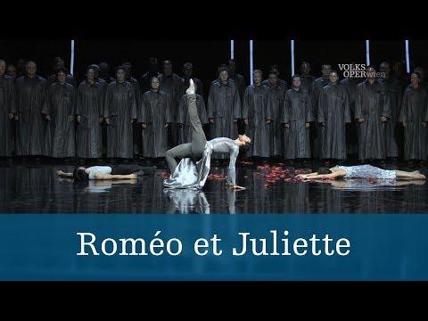 Roméo et Juliette – Trailer | Volksoper Wien/Wiener Staatsballett