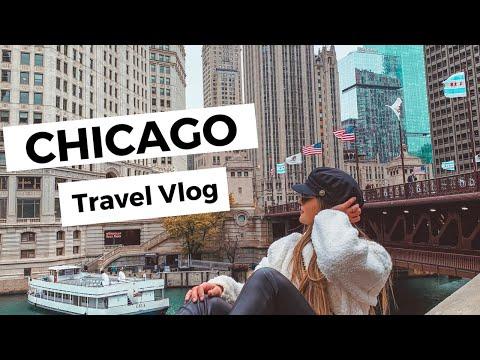 CHICAGO! Travel Vlog