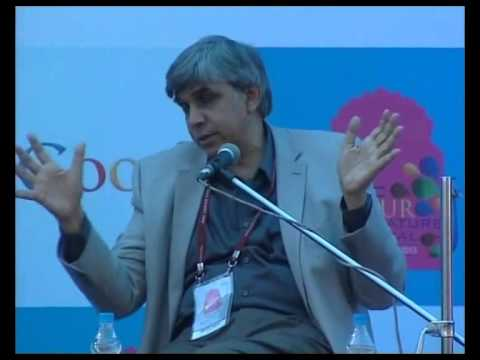 #JLF 2013: The Innocent Genius- Ramanujan and a Life in Mathematics