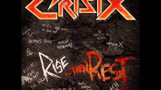 CRISIX - RISE... THEN REST [FULL ALBUM]