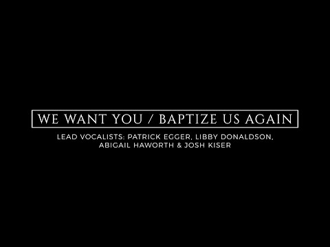 We Want You/Baptize Us Again || Victory || IBC LIVE 2020