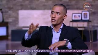 لقاء خاص - محمد رمضان ( دخلت الجيش من غير واسطة ومن غير معاملة خاصة )
