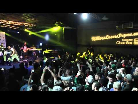 B.o.B - Magic ft. Rivers Cuomo @ SXSW 2011