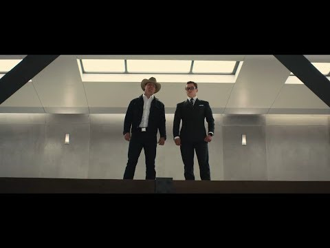 Kingsman: The Golden Circle - Battle Royale [Movie Trailer Music Video]