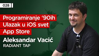 Aleksandar Vacić - Pojačalo podcast EP 028