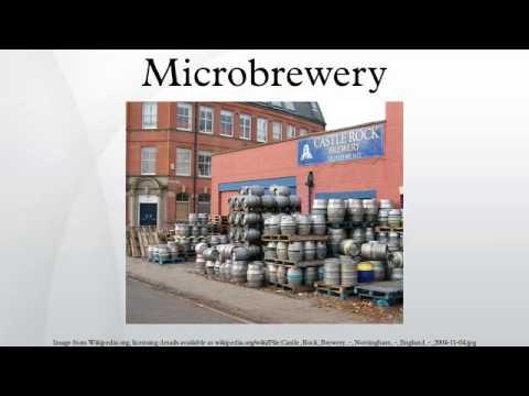 Microbrewery