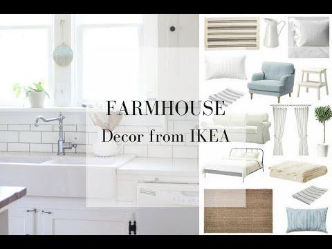 IKEA Farmhouse Decor