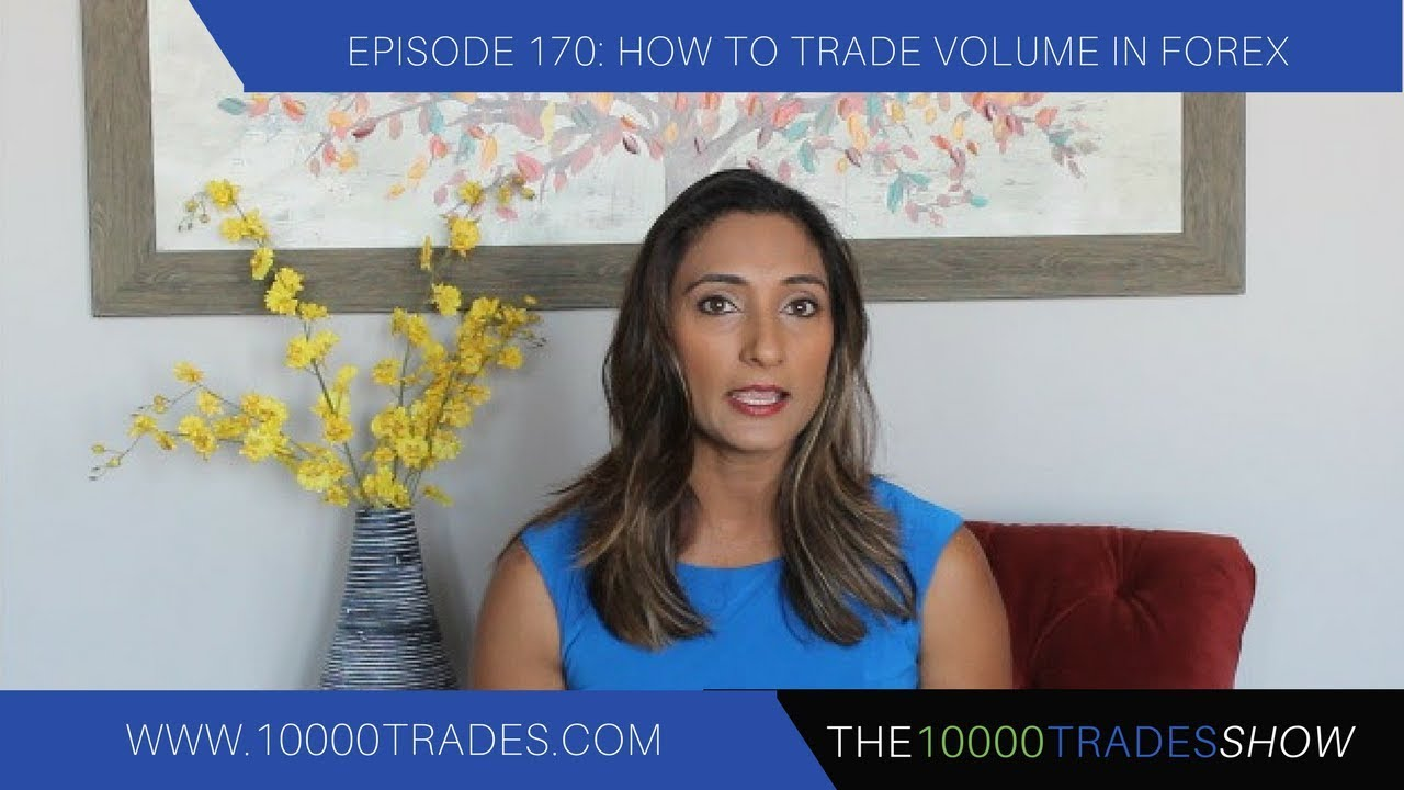 Episode 170 How To Trade Volume In Forex Forex Volume Indicator