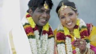 Vidhya Dinesh   Candid Wedding Film HD