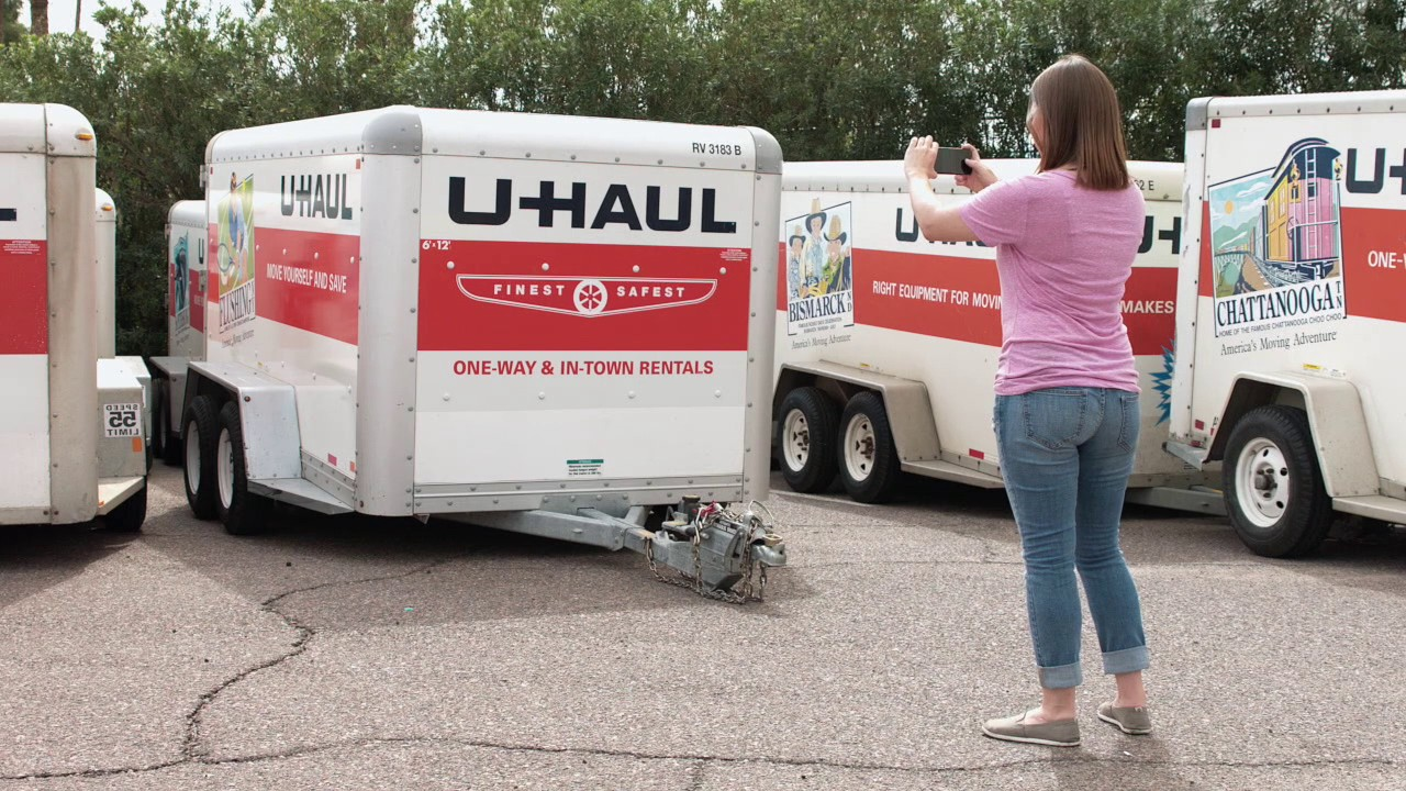 f32be47902 Benefits of U-Haul GO Return - YouTube