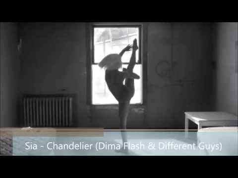 Sia - Chandelier (Dima Flash & Different Guys Radio Edit) - La X Medellín