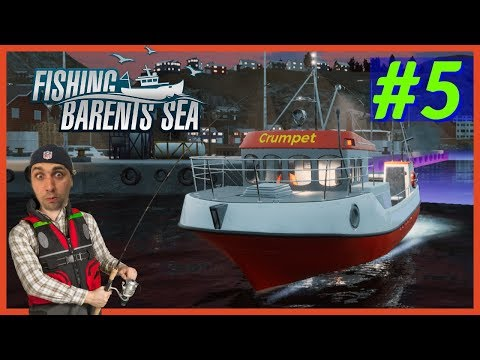 What Am I Doing ? | Fishing Barent's Sea Career |
